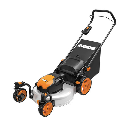 Worx WG719 13 Amp 19 in. Electric Lawn Mower