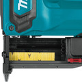 Makita XTP02Z 18V LXT Lithium-Ion Cordless 23 Gauge Pin Nailer (Tool Only) image number 3