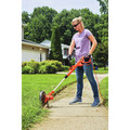 Black & Decker BESTE620 6.5 Amp/ 14 in. POWERCOMMAND Electric String Trimmer/Edger with EASYFEED image number 9