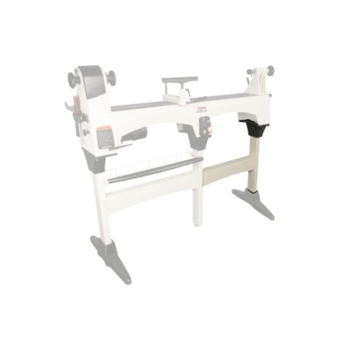 JET JWL-1221VS Wood Lathe Bed Extension Stand