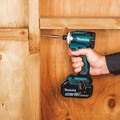 Makita XT288T 18V LXT Brushless Lithium-Ion 1/2 in. Cordless Hammer Drill Driver/ 4-Speed Impact Driver Combo Kit (5 Ah) image number 13