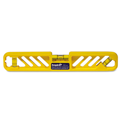 Empire 331-9 Magnetic Torpedo Level, 9 in.