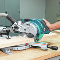 Makita LS0815F 10.5 Amp 8-1/2 in. Slide Compound Miter Saw image number 8