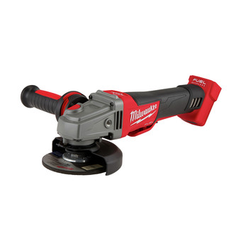 Milwaukee 2783-20 M18 FUEL Cordless 4-1/2 in. - 5 in. Braking Angle Grinder (Tool Only)