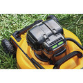 Dewalt DCMW220P2 2X 20V MAX 3-in-1 Cordless Lawn Mower image number 9