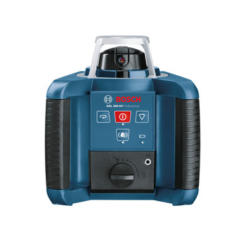 Bosch GRL300HV Self-Leveling Rotary Laser with Layout Beam image number 0