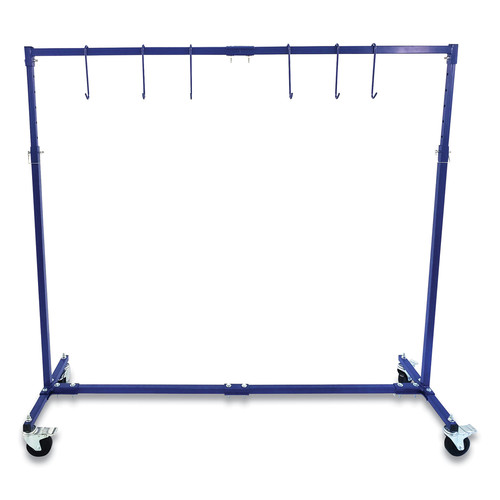 Astro Pneumatic 7306 Adjustable 7 ft. Paint Hanger image number 0