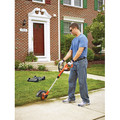 Black & Decker MTC220 20V MAX Cordless Lithium-Ion 3-in-1 Trimmer/Edger & Mower image number 6