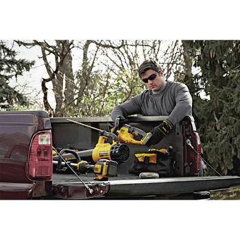 Factory Reconditioned Dewalt DCST920P1R 20V MAX 5.0 Ah Cordless Lithium-Ion Brushless String Trimmer image number 2