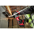 Milwaukee 2780-21 M18 FUEL Cordless 4-1/2 in. - 5 in. Paddle Switch Grinder with (1) REDLITHIUM Battery image number 11