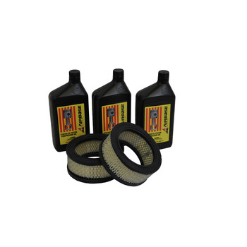 EMAX FILTERKIT009 Piston Maintenance Kit for 15-20 HP, 24 HP Compressor
