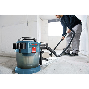 Bosch GAS18V-3N 18V 2.6 Gal. Wet/Dry Vacuum Cleaner with HEPA Filter (Tool Only) image number 13