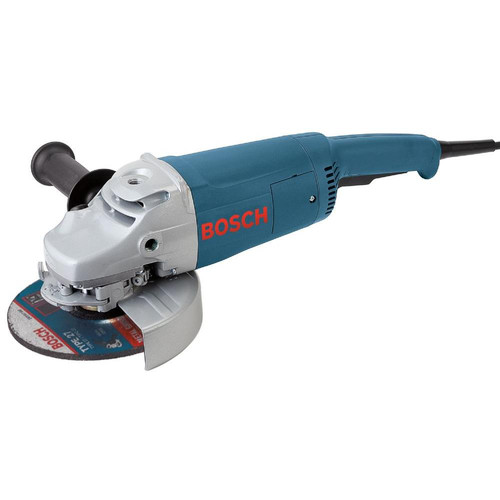 Factory Reconditioned Bosch 1772-6-RT 7 in. 6,500 RPM Large Angle Grinder