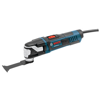 Bosch GOP55-36B 5.5 Amp StarlockMax Oscillating Multi-Tool Kit with Accessory Box image number 2