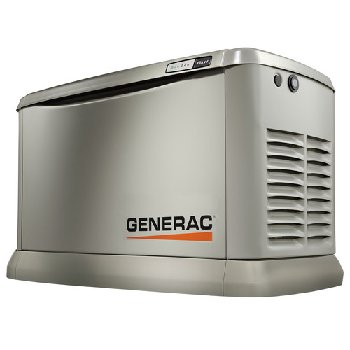 Generac 7034 15kW Air-Cooled EcoGen Synergy Standby Generator