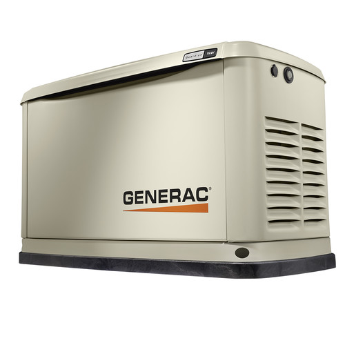 Generac 7029 9/8kW Air-Cooled Standby Generator