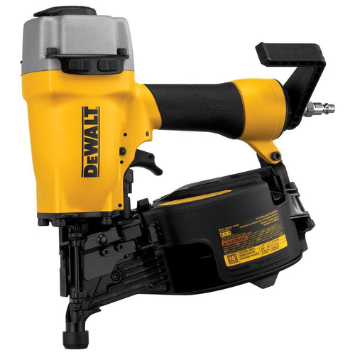 Factory Reconditioned Dewalt DW66C-1R 15 Degree 2-1/2 in. Coil Siding Nailer image number 0