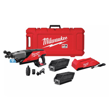 Milwaukee MXF301-2CP MX FUEL Brushless Lithium-Ion Handheld 6 in. Cordless Core Drill Kit (3 Ah)