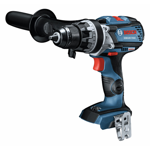 Bosch GSB18V-755CN 18V Lithium-Ion Brushless Brute Tough 1/2 in. Cordless Hammer Drill Driver (Tool Only) image number 0