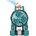 Makita DCF201Z 18V LXT Li-Ion Cordless Job Site Fan (Tool Only) image number 3