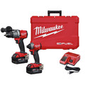 Factory Reconditioned Milwaukee 2997-82 M18 FUEL 2-Tool Hammer Drill/Impact Driver Combo Kit image number 0