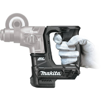 Makita XRH06ZB 18V LXT Cordless Lithium-Ion Brushless Sub-Compact 11/16 in. Rotary Hammer Tool Only image number 2