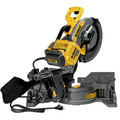 Dewalt DHS790AB 120V MAX FlexVolt Cordless Lithium-Ion 12 in. Sliding Compound Miter Saw with Adapter Only (Tool Only) image number 1