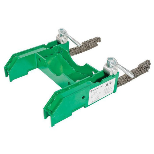 Factory Reconditioned Greenlee FCE02846 Chain-Packaged Mount Assembly