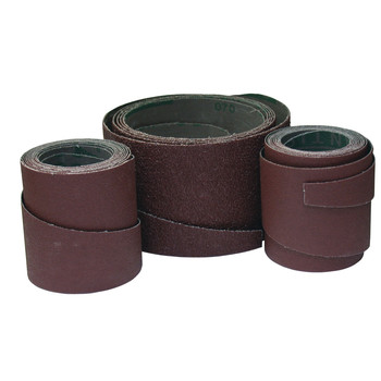 JET 60-25100 25 in. - 100G Ready-To-Wrap Sandpaper (3 Pc)