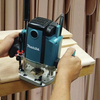 Makita RP1800 3-1/4 HP Plunge Router image number 1