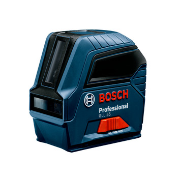 Bosch GLL55 Professional Self-Leveling Cross-Line Laser image number 1
