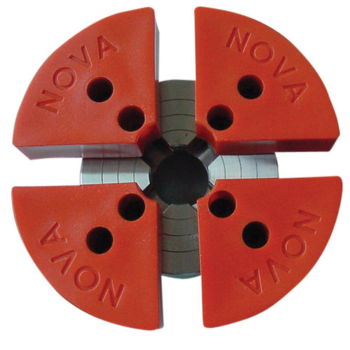 NOVA 6021 Universal Soft Chuck Jaw Set