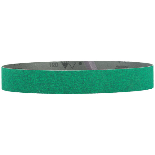 Metabo 626309000 1-1/2 in. x 30 in. P80 Ceramic Grain Sanding Belts (10-Pack)