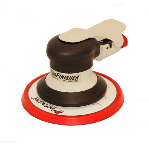 Hutchins 600 ProFinisher 3/16 in. Offset 6 in. PSA Pad Random Orbital Palm Sander