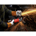 Milwaukee 6161-30 6 in. 13 Amp Small Angle Grinder with Paddle Switch (Lock-On) image number 1