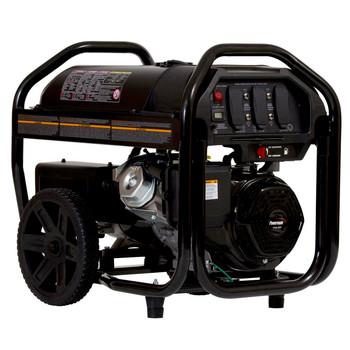 Factory Reconditioned Powermate PM0126000R 6,000 Watt 414cc Gas Portable Generator image number 2