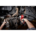 Milwaukee 2554-22 M12 FUEL Stubby 3/8 in. Impact Wrench Kit (2 Ah/4 Ah) image number 5