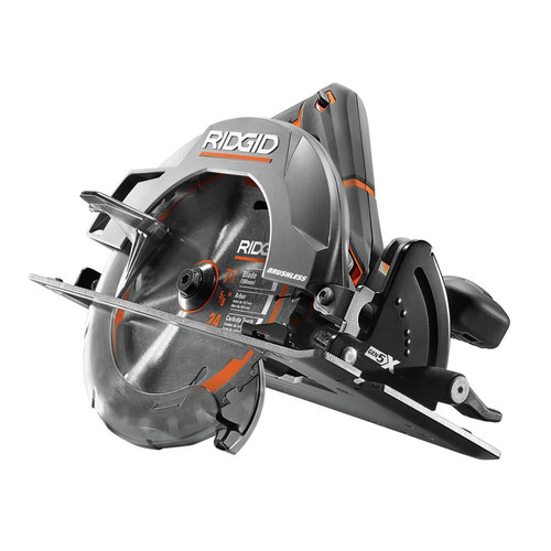 Factory Reconditioned Ridgid ZRR8653B GEN5x 18V Lithium-Ion 7-1/4 in. Brushless Circular Saw (Tool Only) image number 0