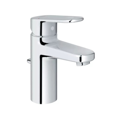 Grohe 3317000a Europlus Single Hole Bathroom Faucet Chrome