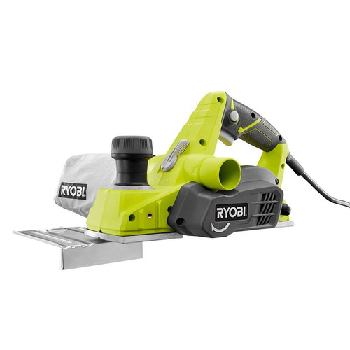 Factory Reconditioned Ryobi ZRHPL52K 6 Amp 3-1/4 in. Hand Planer (Green) image number 0