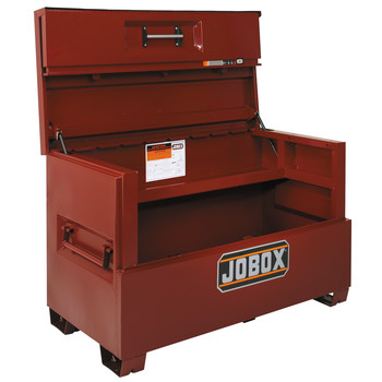 JOBOX 1-688990 60 in. Long Shorter Piano Lid Box with Site-Vault Security System