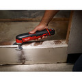 Milwaukee 2426-22 M12 Cordless Lithium-Ion Multi-Tool Kit image number 8