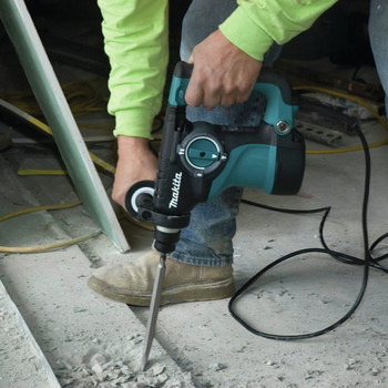 Makita HR2811F 1-1/8 in. SDS-PLUS Rotary Hammer with LED Light image number 6