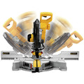 Dewalt DWS779 12 in. Double-Bevel Sliding Compound Corded Miter Saw image number 9
