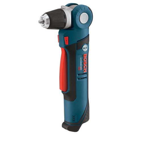 Bosch PS11BN 12V Max Lithium-Ion 3/8 in. Angle Drill Driver (Bare Tool) with Exact-Fit Tool Insert Tray