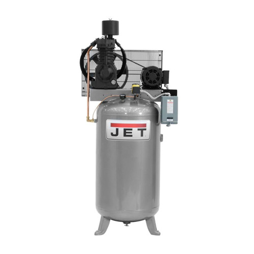 JET JCP-804 7.5 HP 80 Gallon Oil-Free Vertical Stationary Air Compressor image number 0