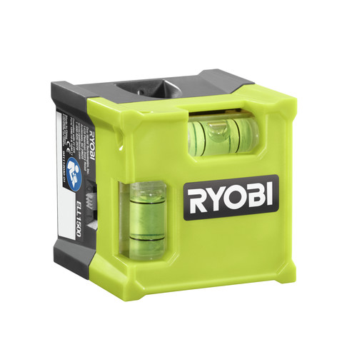 Factory Reconditioned Ryobi ZRELL1500 Laser Cube Compact Laser Level image number 1
