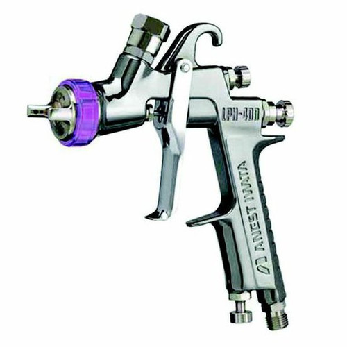 Iwata LPH400-134LVB 1.3mm Super Basecoat HVLP Spray Gun