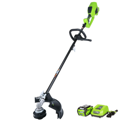 Greenworks 21362 DigiPro G-MAX 40V Cordless Lithium-Ion 14 in. String Trimmer