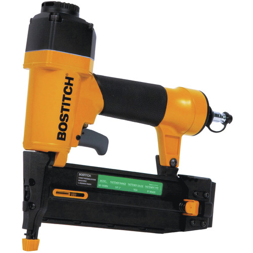 Factory Reconditioned Bostitch BTFP1KIT-R 18-Gauge Brad Nailer and Compressor Combo Kit image number 3